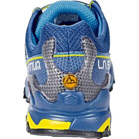 La Sportiva Ultra Raptor Running Shoes Men Blue/Sulphur
